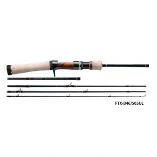 Major Craft Fine Tail FTX-B46 / 505UL Travel Rod